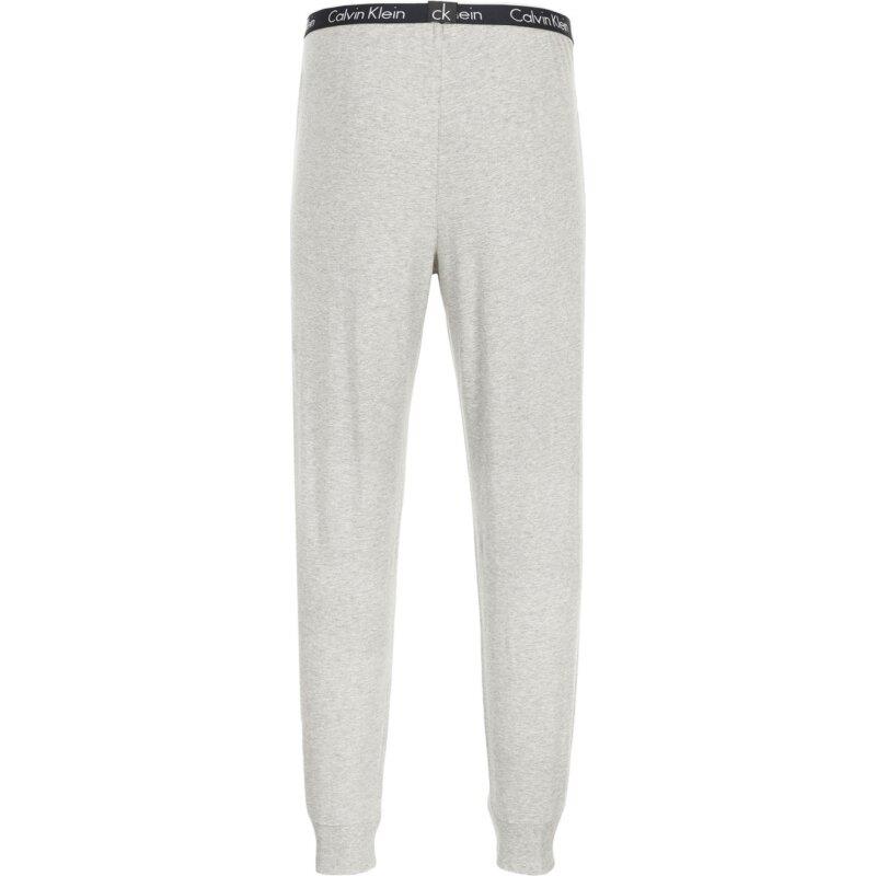 Spodnie od piżamy Calvin Klein Underwear popielaty
