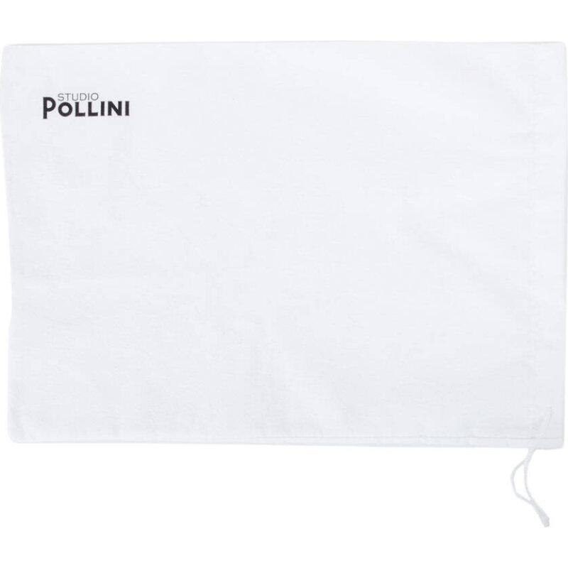 Baleriny Pollini czarny
