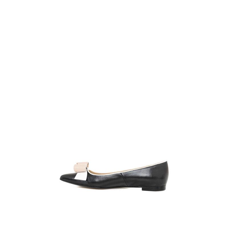 Ballerinas Pollini black
