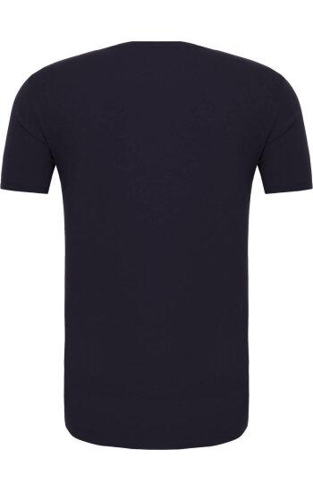 T-shirt Divo Hugo granatowy
