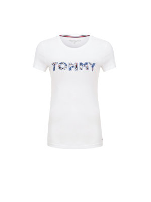 Tommy Hilfiger T-shirt Clipped Bird