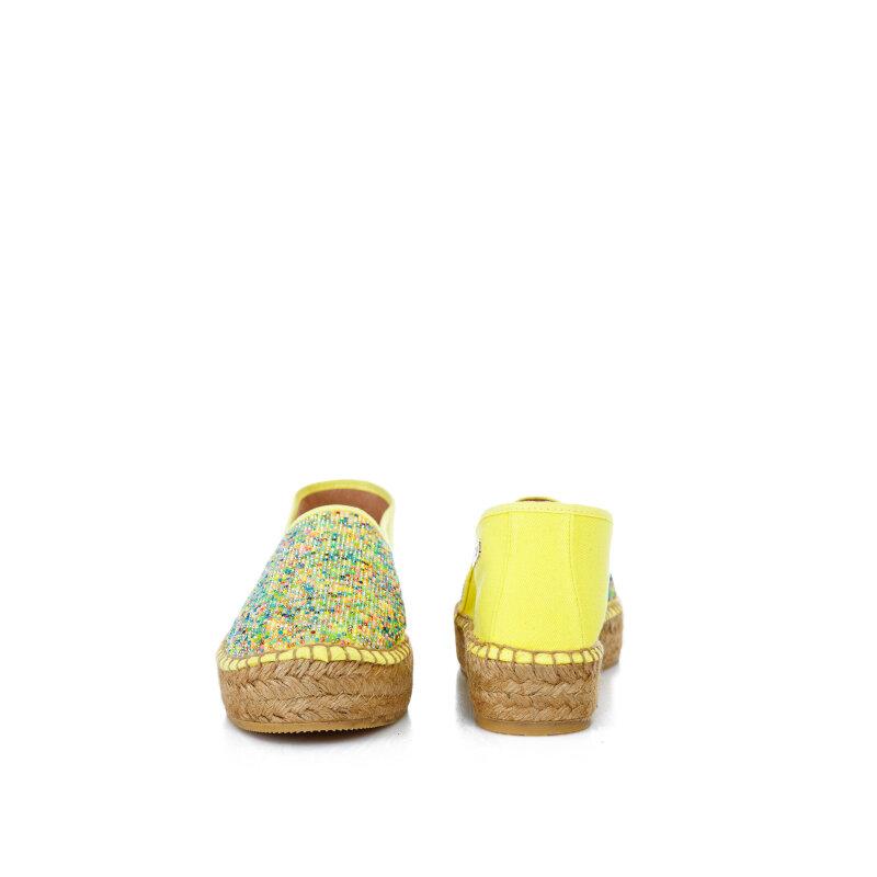 Espadryle Rosina 2 Guess żółty