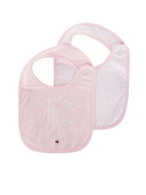 Tommy Hilfiger Śliniaki 2-Pack baby bib