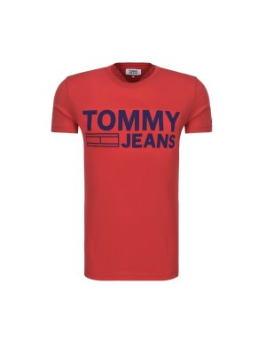 Tommy Jeans T-shirt Thdm Basic