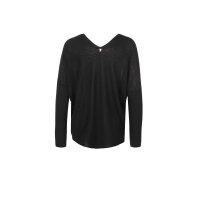 Sweter Twinset czarny