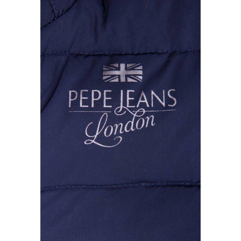 Kurtka Candice Pepe Jeans London granatowy