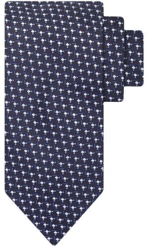 Boss Jedwabny krawat