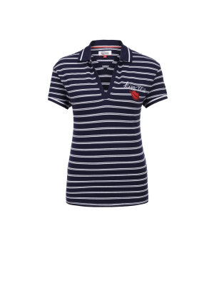 Hilfiger Denim Polo Stripe