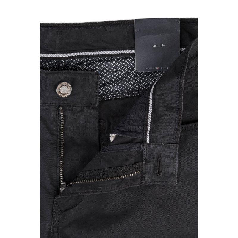 Spodnie Denton Tommy Hilfiger czarny