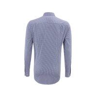 Elisha shirt Hugo navy blue