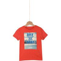 T-shirt Surf Tommy Hilfiger czerwony
