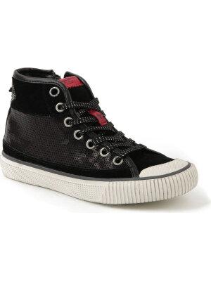 Pepe Jeans London Industry Sequin Sneakers