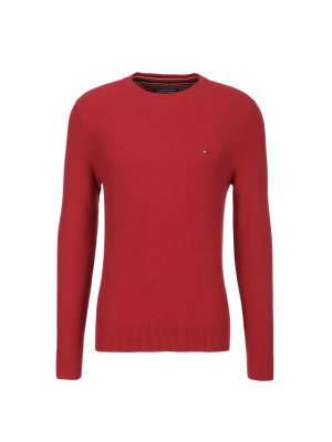 Tommy Hilfiger Sweter Twisted Ricecorn