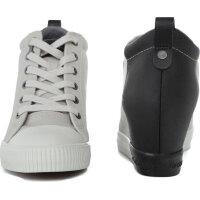 Sneakersy Rizzo Calvin Klein Jeans kremowy