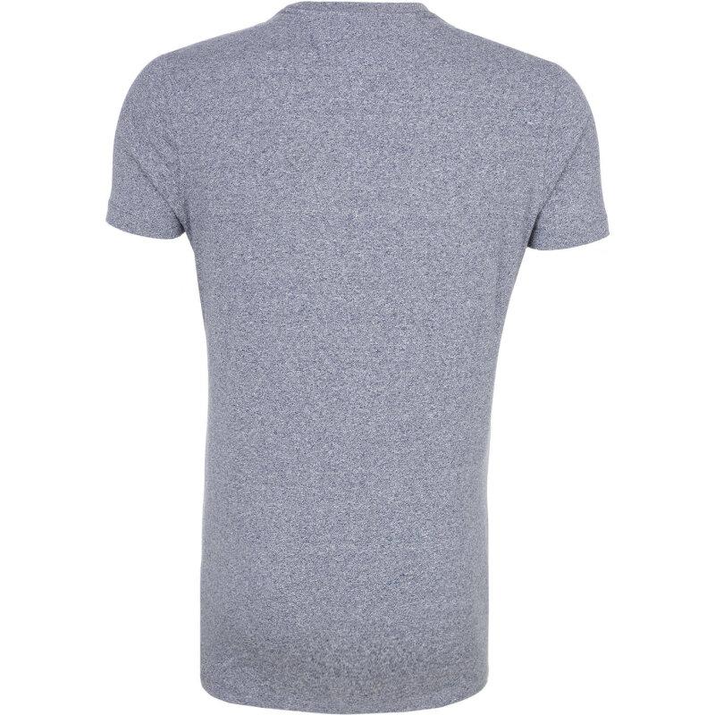 Gris T-shirt  Hilfiger Denim navy blue