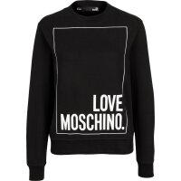 Bluza Love Moschino czarny