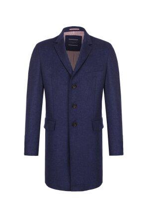 Tommy Hilfiger Tailored Wełniany płaszcz Glenny
