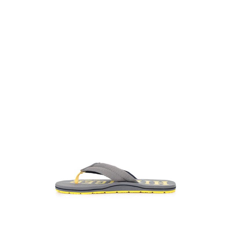 Buddy 10D Flip flops Tommy Hilfiger ash gray