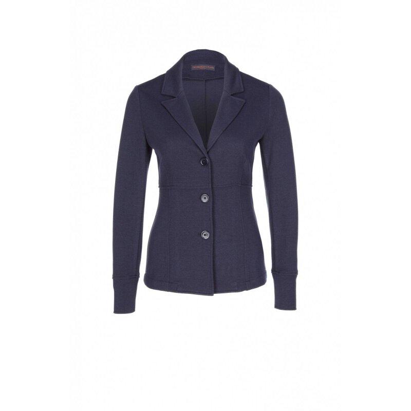 Blazer Trussardi Jeans navy blue