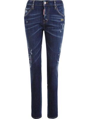 Dsquared2 Jeansy Cool Girl Jean