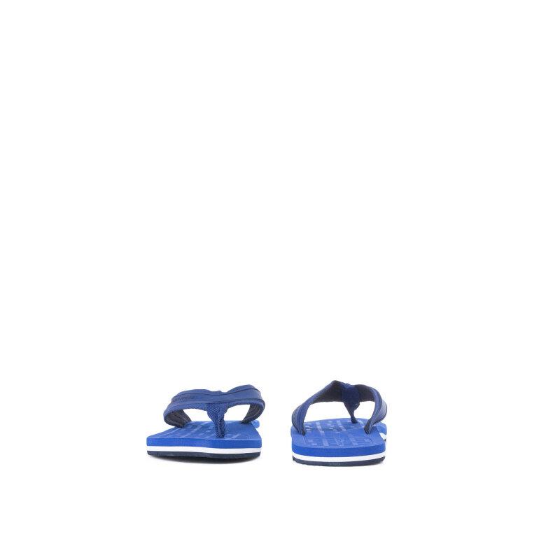 Japonki Buddy 11D Tommy Hilfiger niebieski