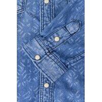 Koszula Chalot Pepe Jeans London niebieski