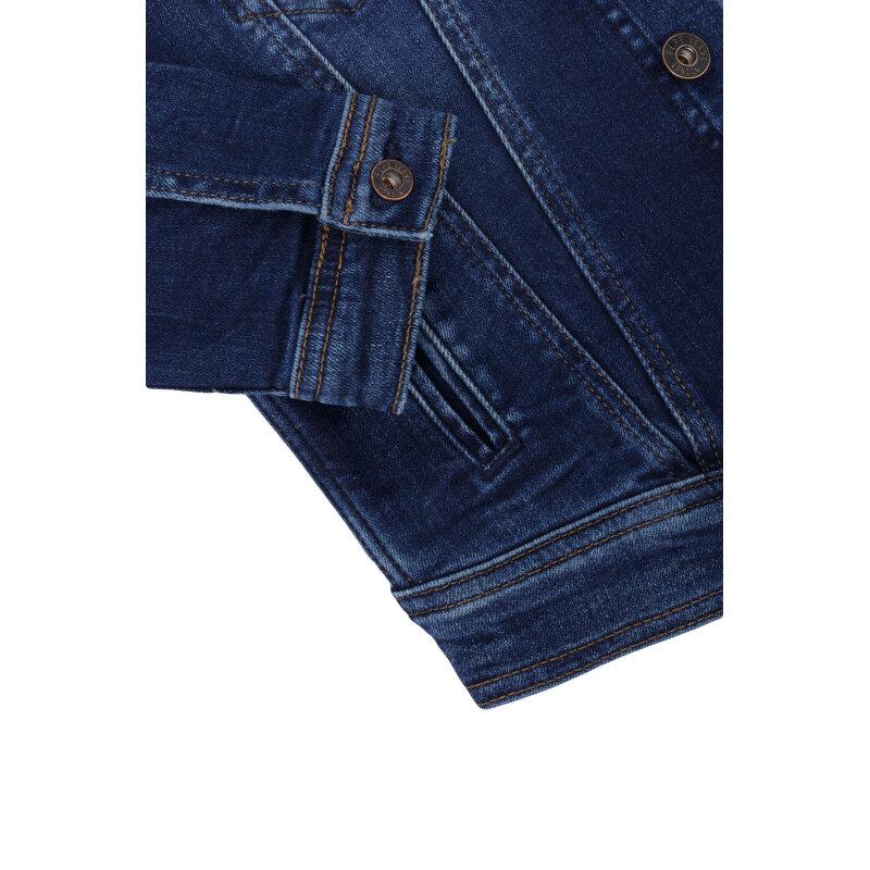 Kurtka jeansowa Core Pepe Jeans London granatowy