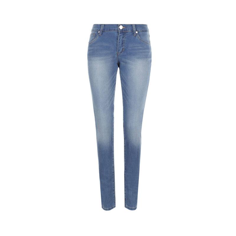 Spodnie Versace Jeans niebieski