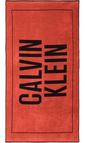 Calvin Klein Swimwear Dwustronny ręcznik
