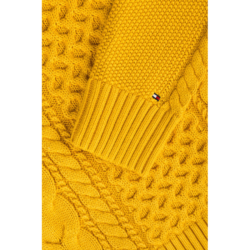 Andria sweater Tommy Hilfiger mustard