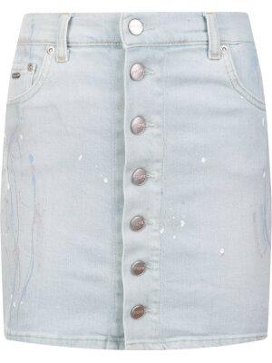 Pepe Jeans London Spódnica ALBA PAINT | Regular Fit | mid waist