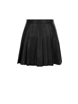 Superdry Skórzana spódnica Deakin
