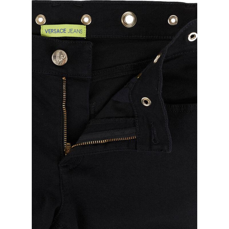 Spodnie Versace Jeans czarny