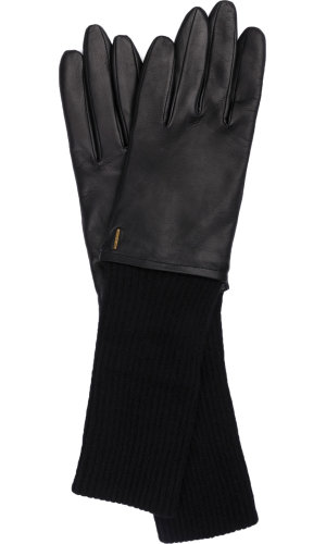 Boss Leather gloves Galanta