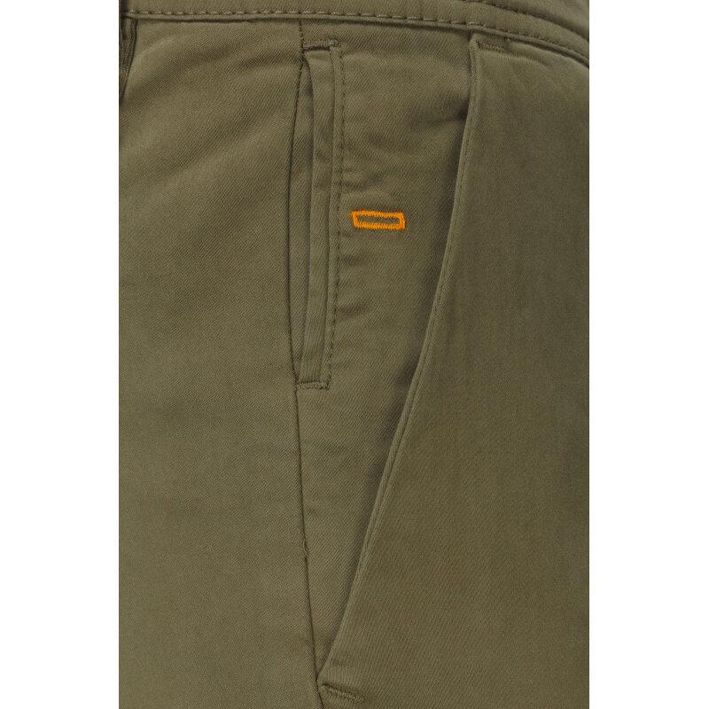 Spodnie Schino Slim1-D Boss Orange zielony