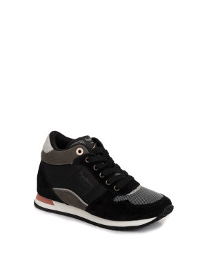 Pepe Jeans London Sydney Camu Sneakers
