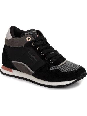 Pepe Jeans London Sneakersy Sydney Camu