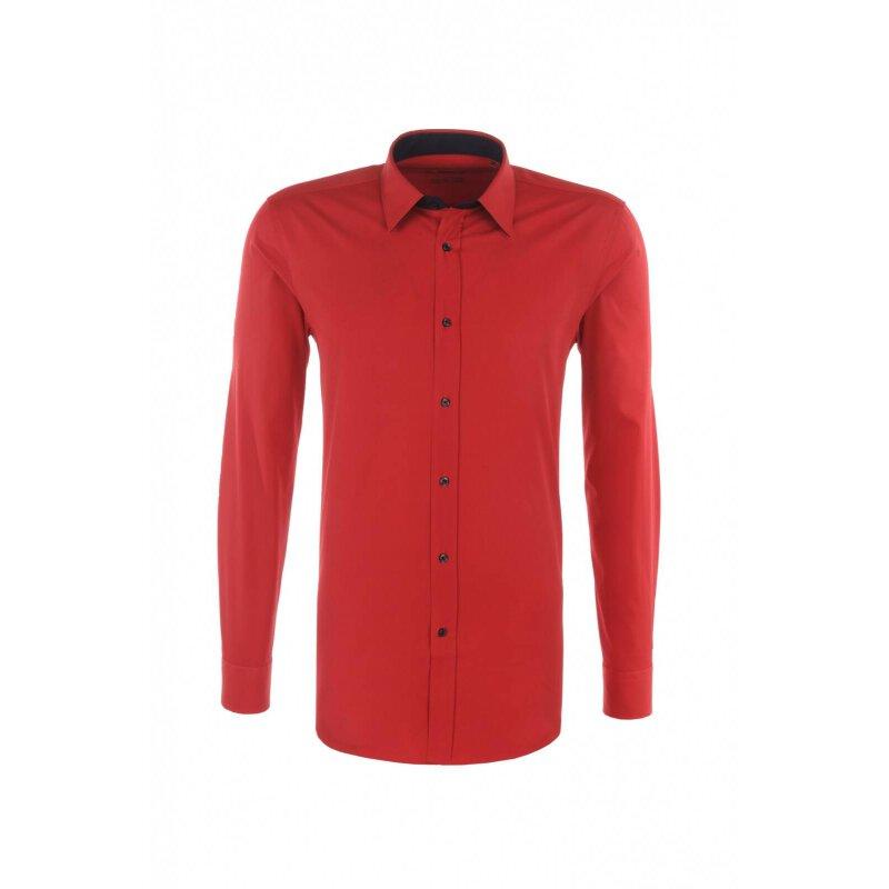 Elisha shirt Hugo red
