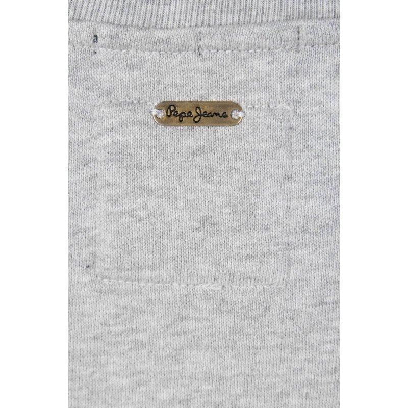 Bluza Eliza Pepe Jeans London szary