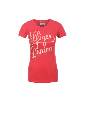 Hilfiger Denim T-shirt Thdw Basic