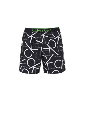 Calvin Klein Swimwear Neon Swim Shorts