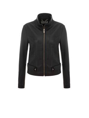 Boss Leather jacket Sanuvo
