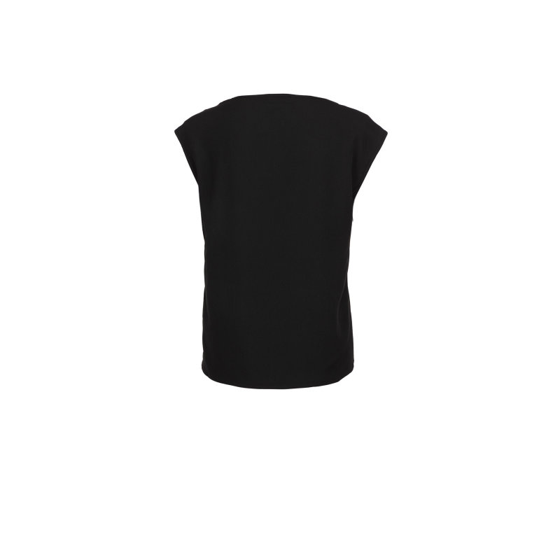 Bluzka 2w1 Twinset czarny