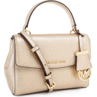 Ava Satchel Michael Kors gold