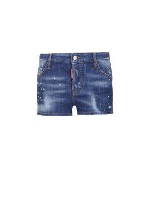 Dsquared2 Szorty jeansowe