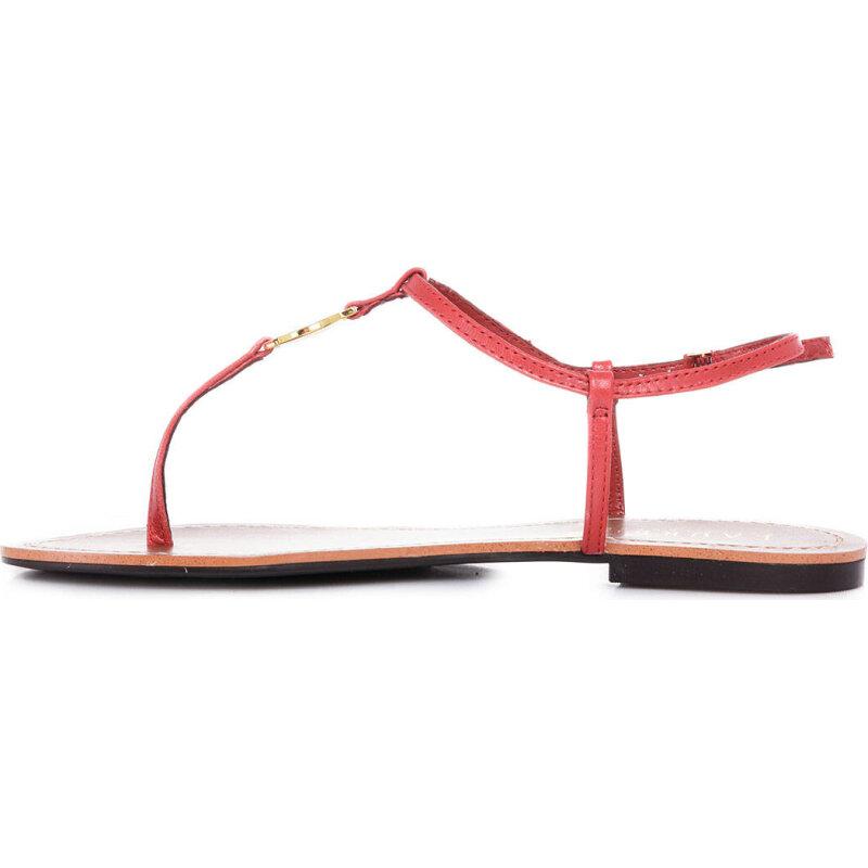 Aimon sandals Lauren Ralph Lauren red