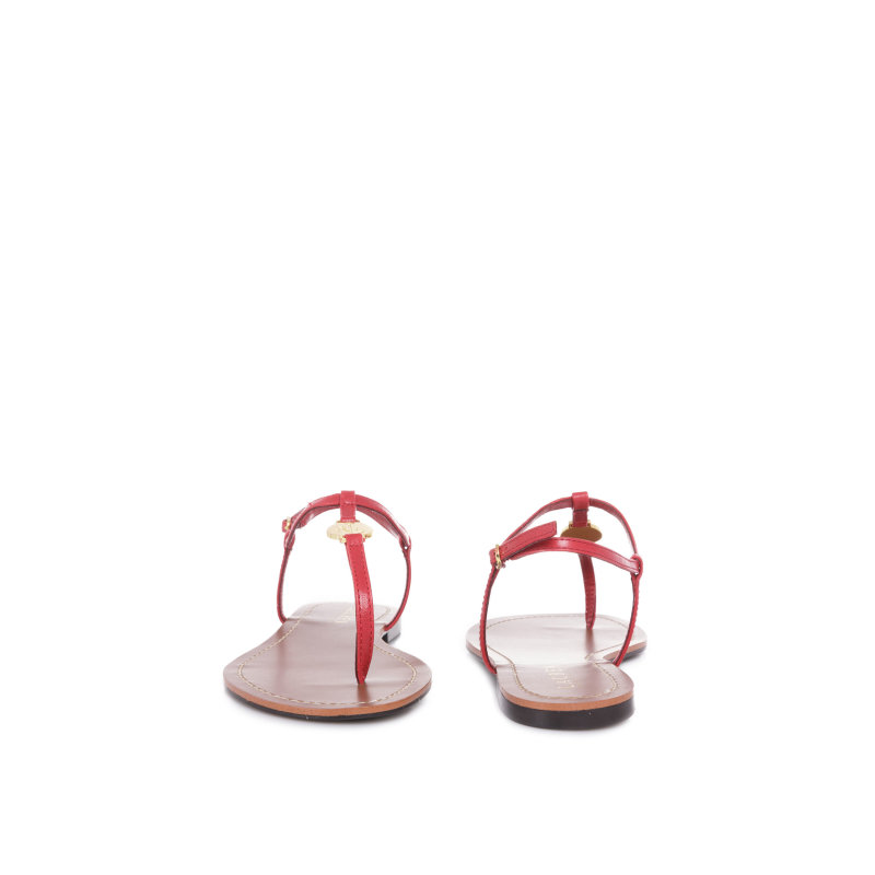 Aimon sandals Lauren Ralph Lauren red