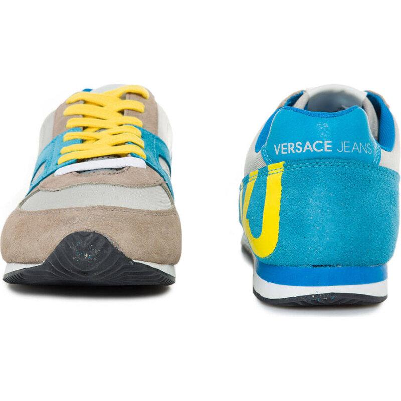 Sneakersy Versace Jeans niebieski