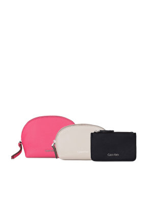 Calvin Klein Marissa 3in1 Cosmetic Bags