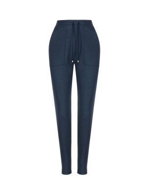 Max Mara Leisure Spodnie dresowe Tapioca